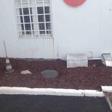 Micro-station S (20 eh) Chantier de rénovation – ZI Lézarde au Lamentin